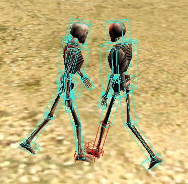 3D Collisions
